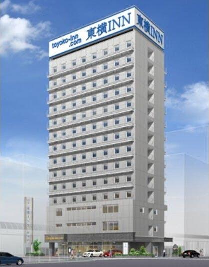 東横INN大阪船場
