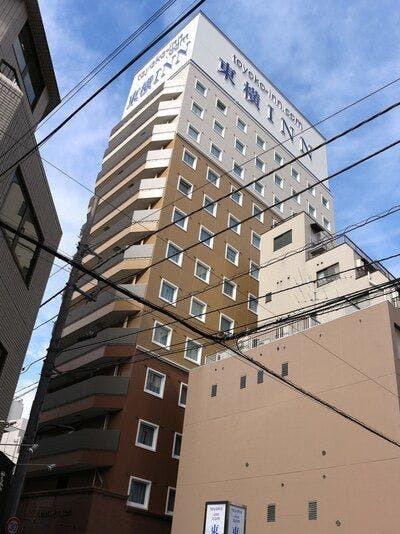 東横INN新宿御苑前駅3番出口