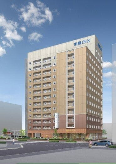 東横INN松本駅東口