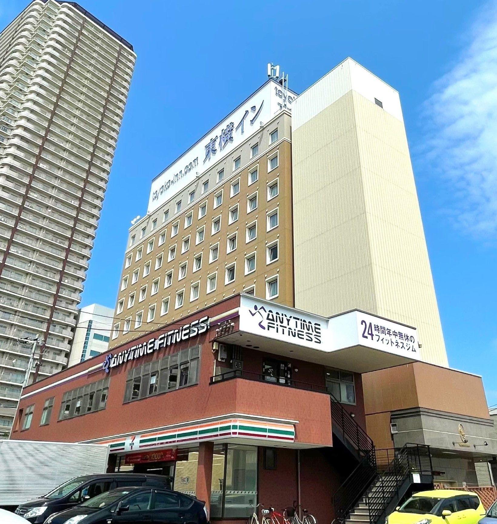 東横INN横浜新子安駅前