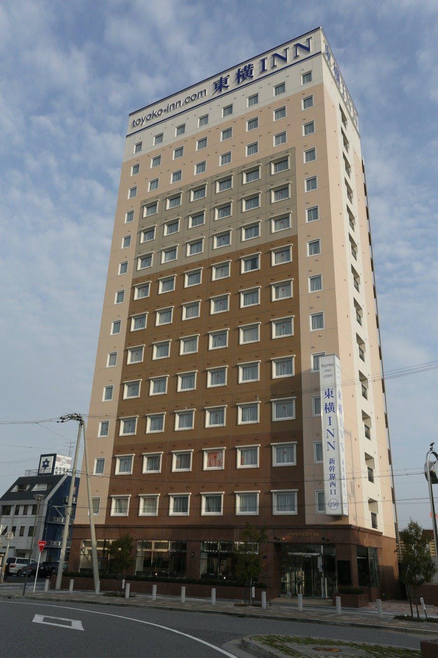 東横INN米原駅新幹線西口