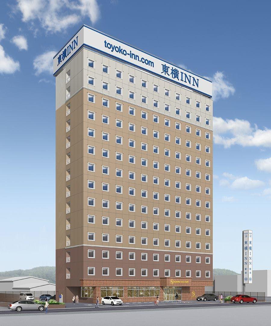東横INN浜田駅北口