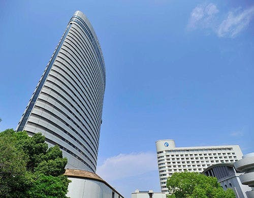 神戸ポートピアホテル