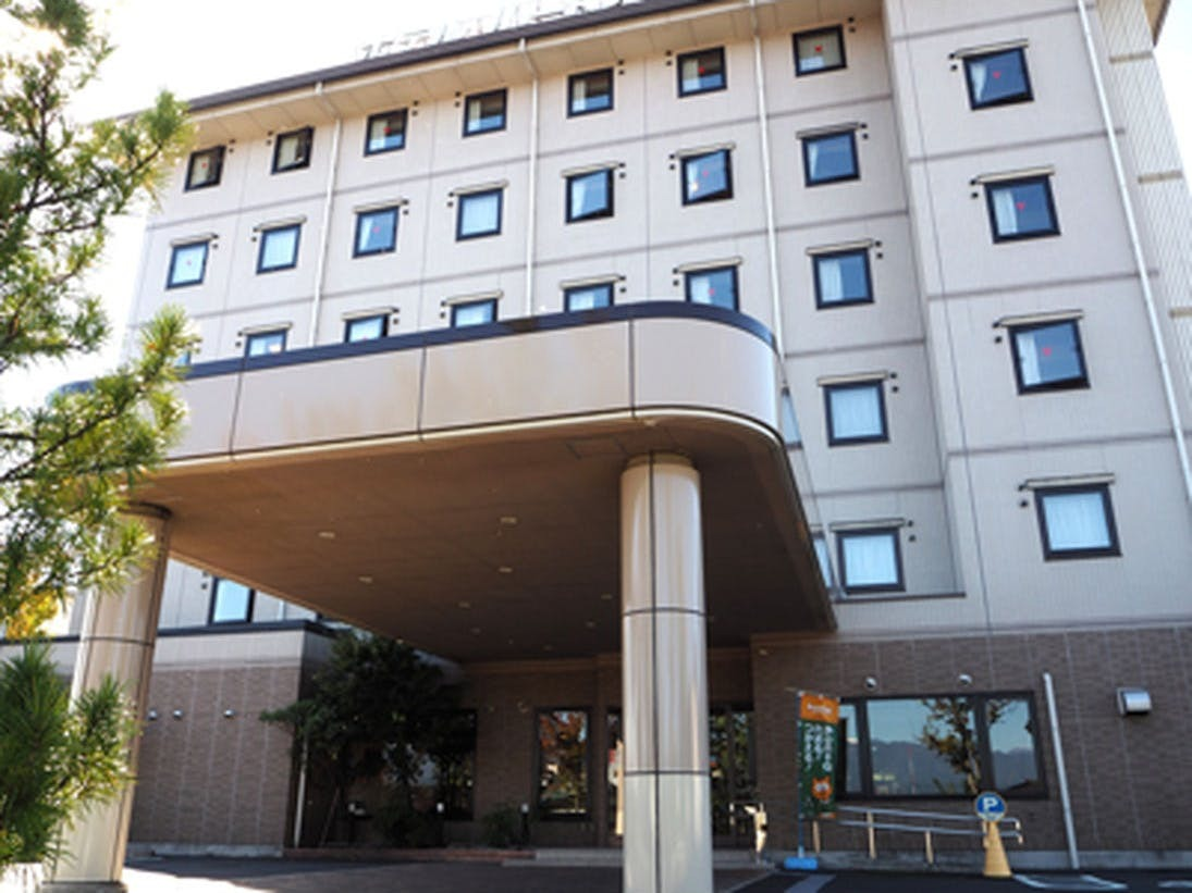 ホテルルートイン飯田