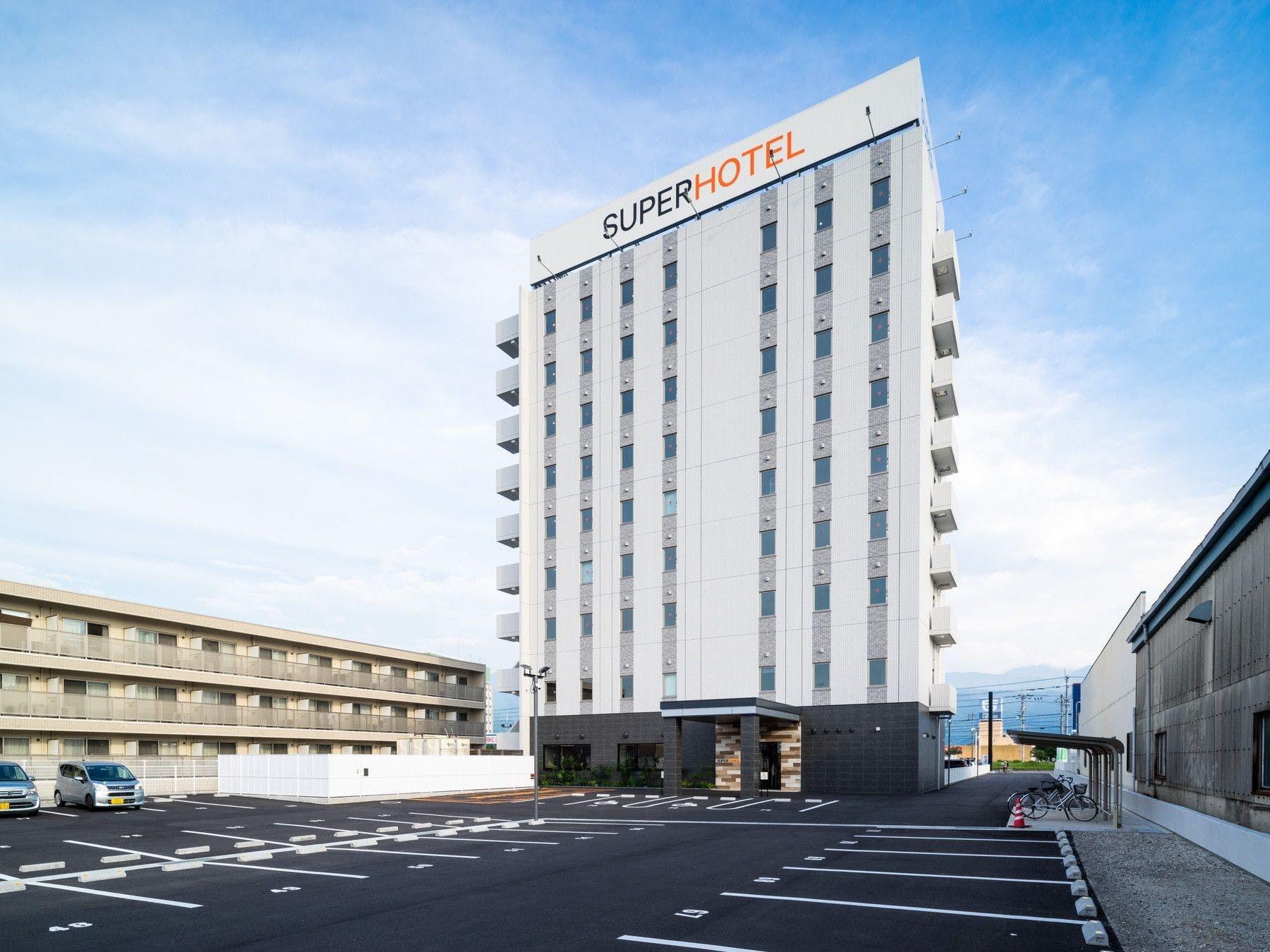 天然温泉 石鎚の湯 スーパーホテル伊予西条