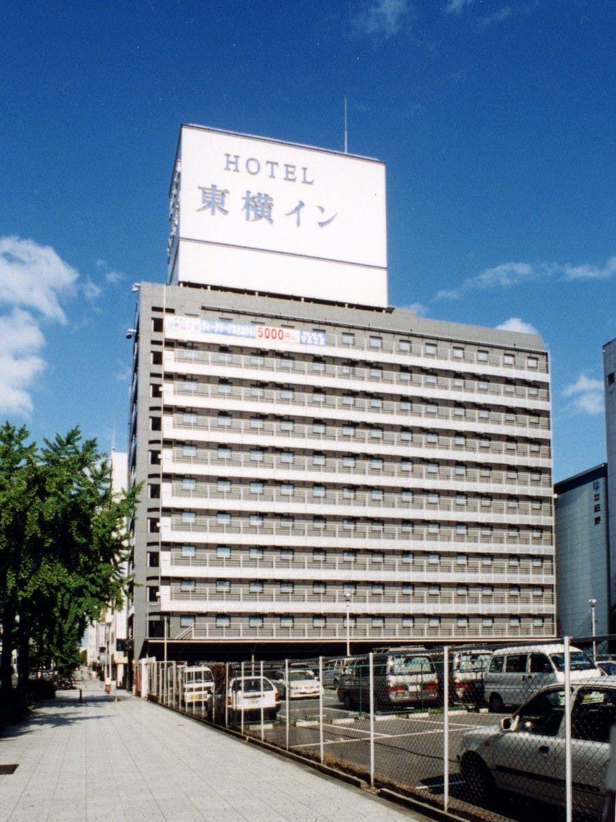 東横INN大阪船場東