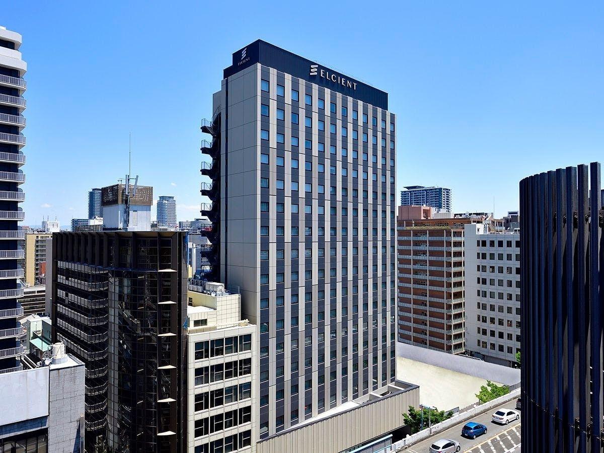 ホテルエルシエント大阪