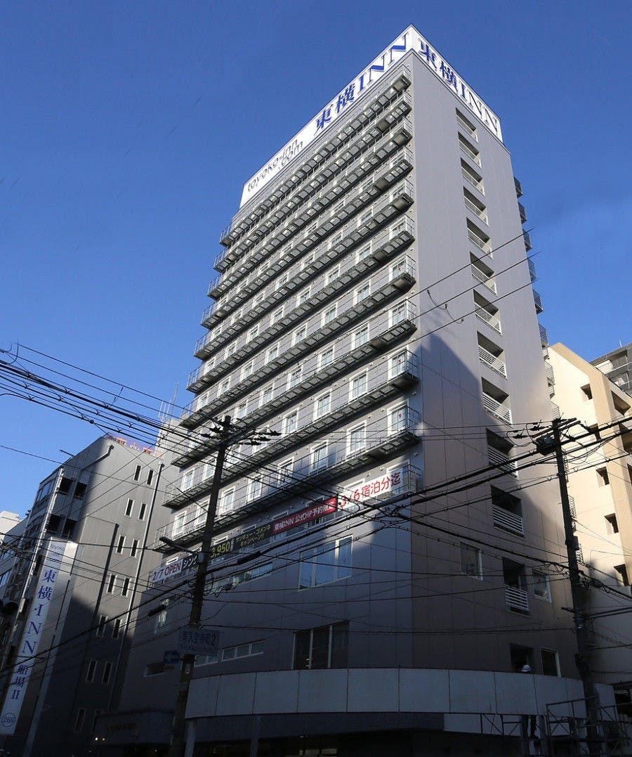 東横INN大阪船場2