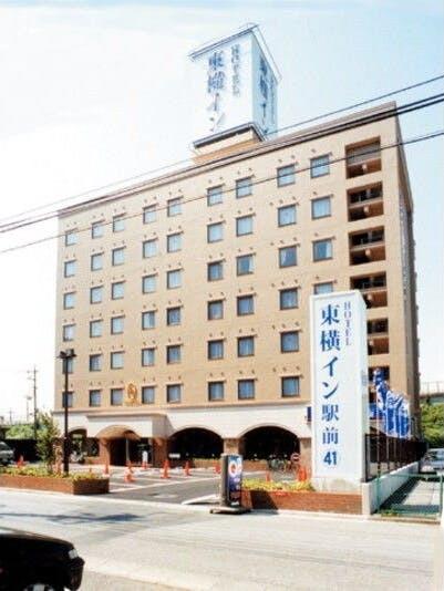 東横INN埼玉三郷駅前