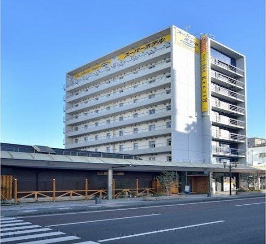 天然温泉 たかちほの湯 スーパーホテル宮崎天然温泉
