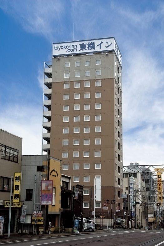東横INN京都琵琶湖大津