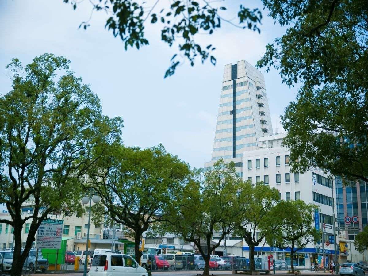 アートホテル宮崎 スカイタワー(旧:ホテルスカイタワー宮崎駅前)