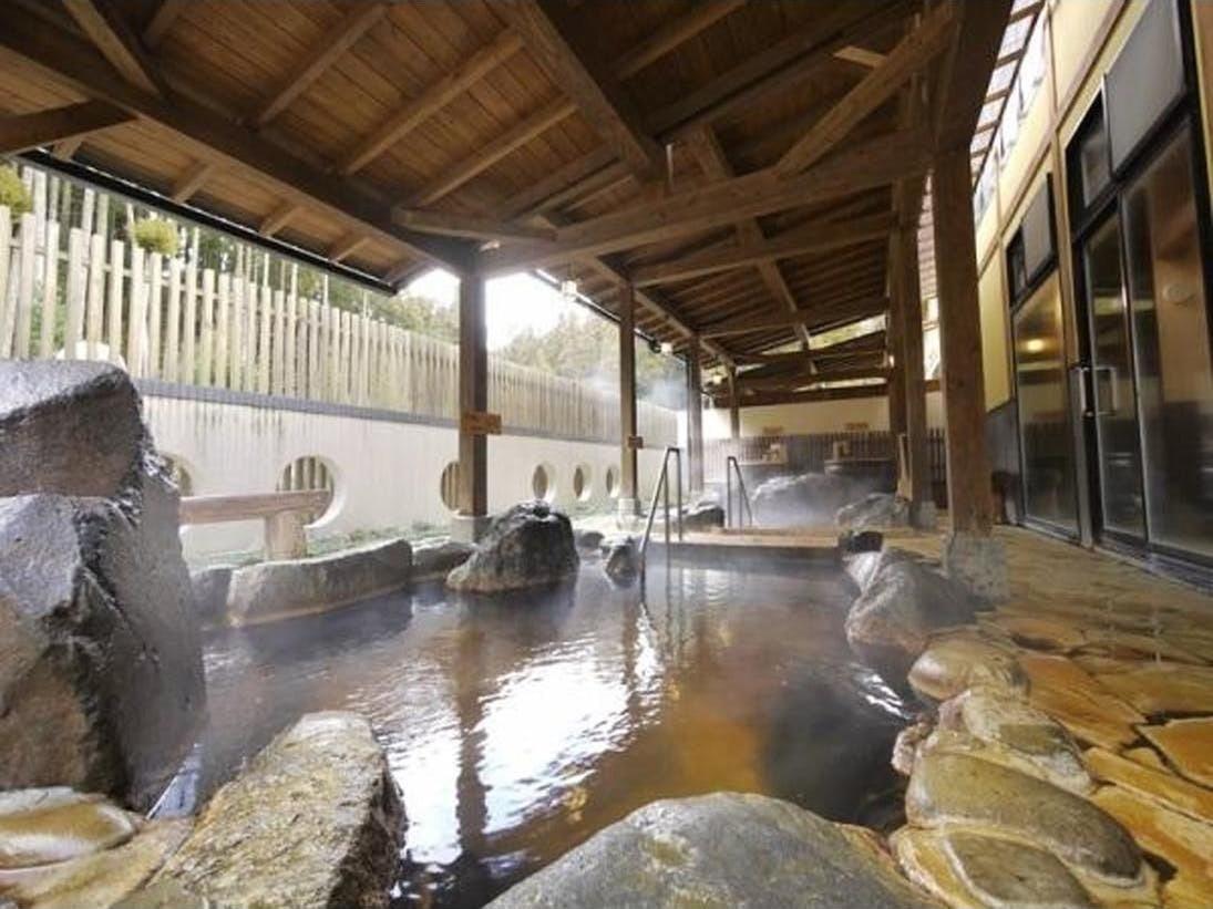 米塚天然温泉「きごころの湯」  阿蘇リゾート グランヴィリオホテル -ルートインホテルズ-