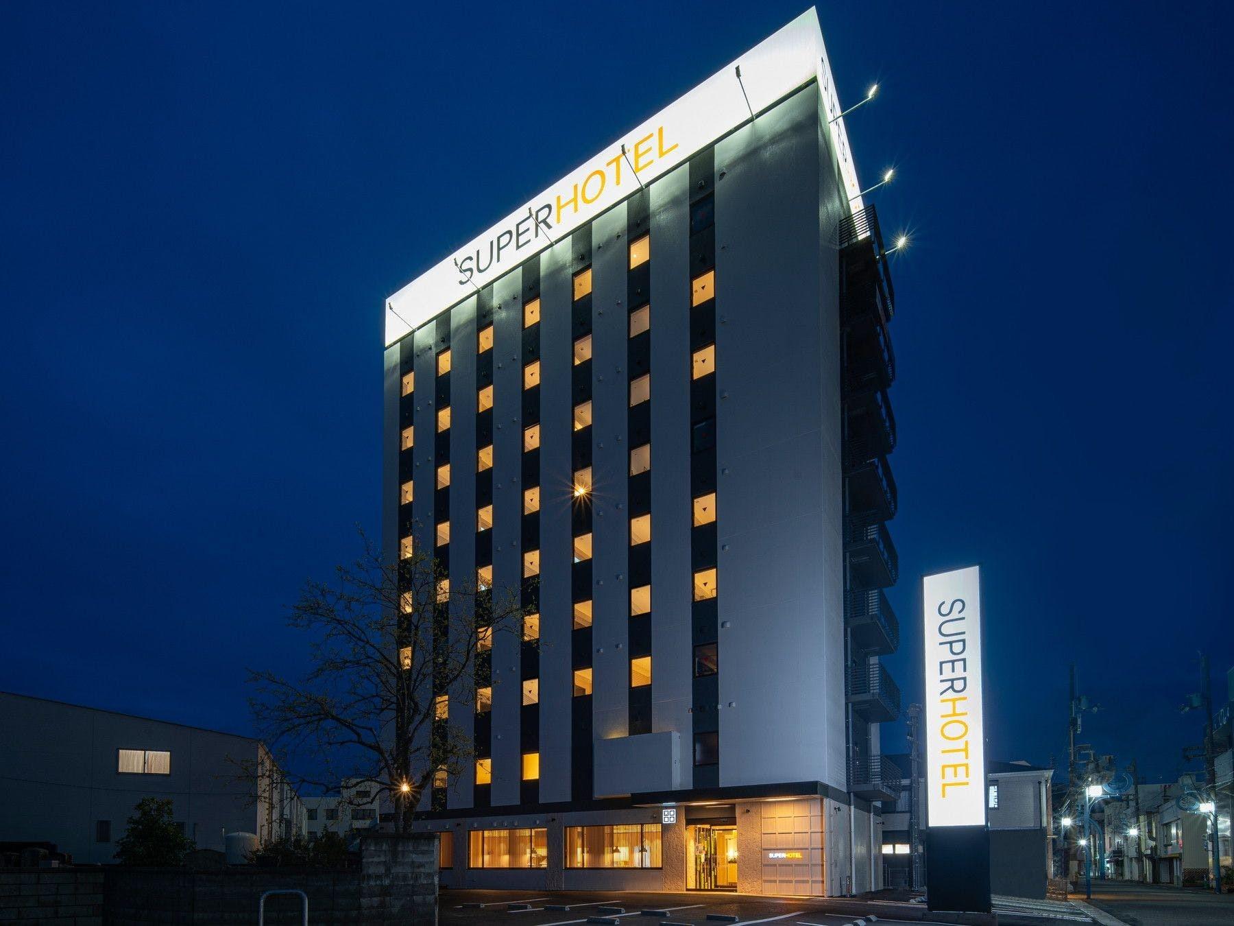 天然温泉 太龍の湯 スーパーホテル阿南・市役所前
