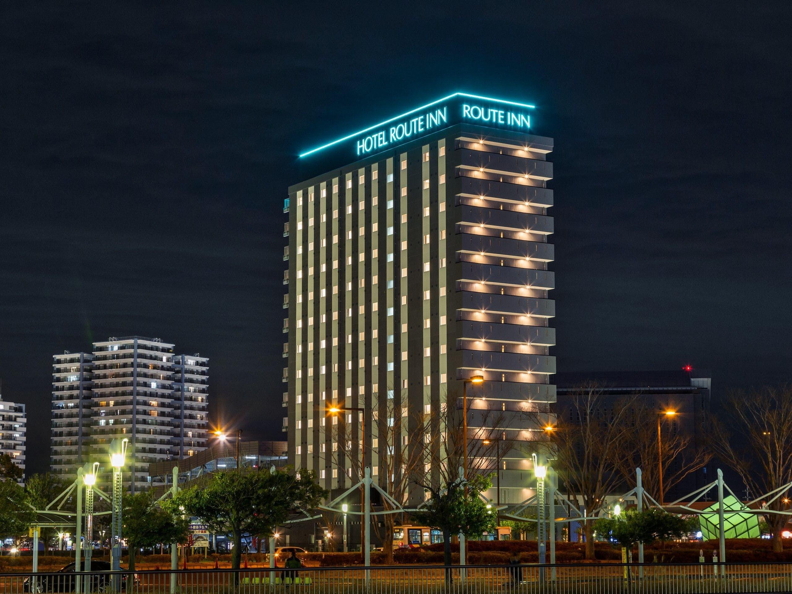 ホテルルートイン千葉ニュータウン中央駅前-成田空港 アクセス線-