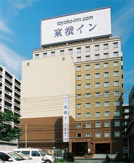 東横INN広島駅新幹線口