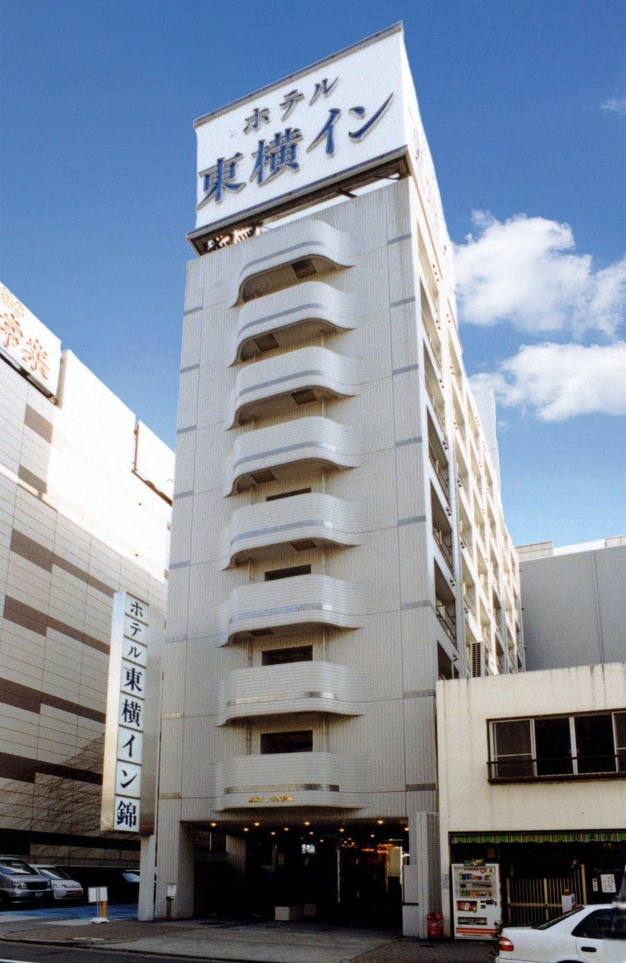 東横INN名古屋錦