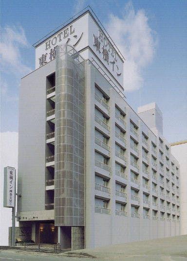東横INN京都四条大宮