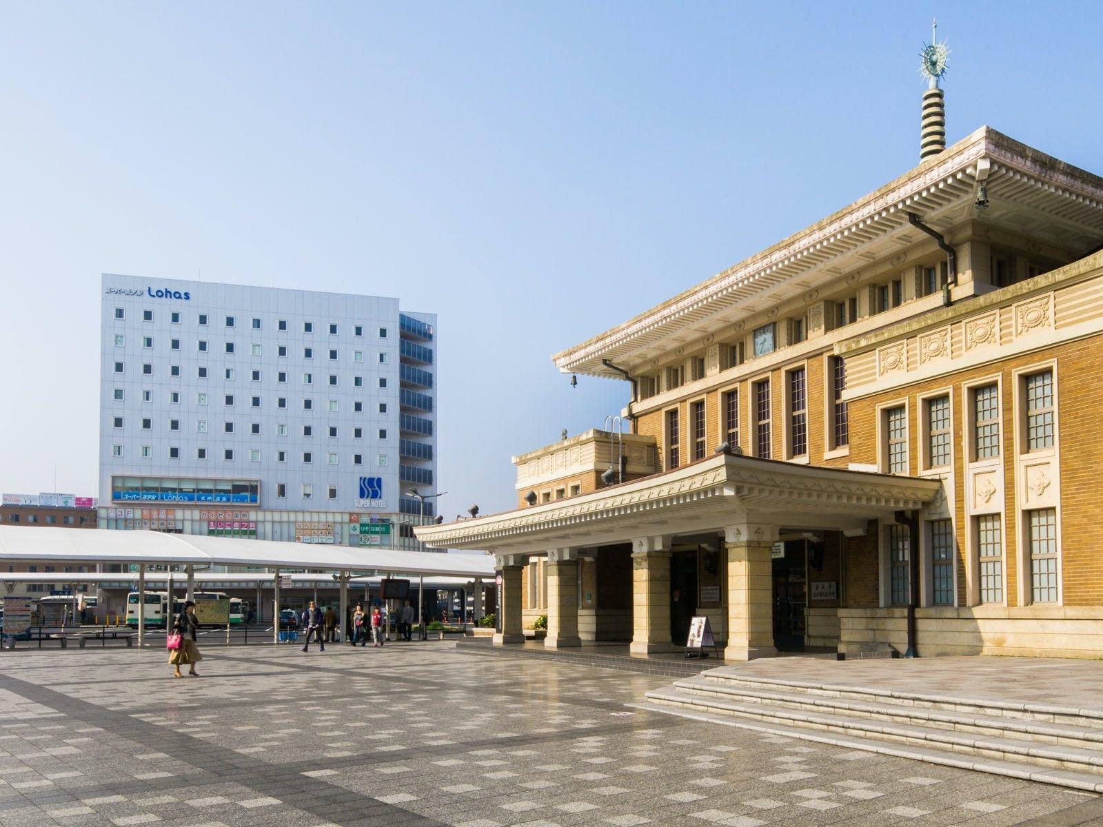 天然温泉 飛鳥の湯 スーパーホテルLohasJR奈良駅