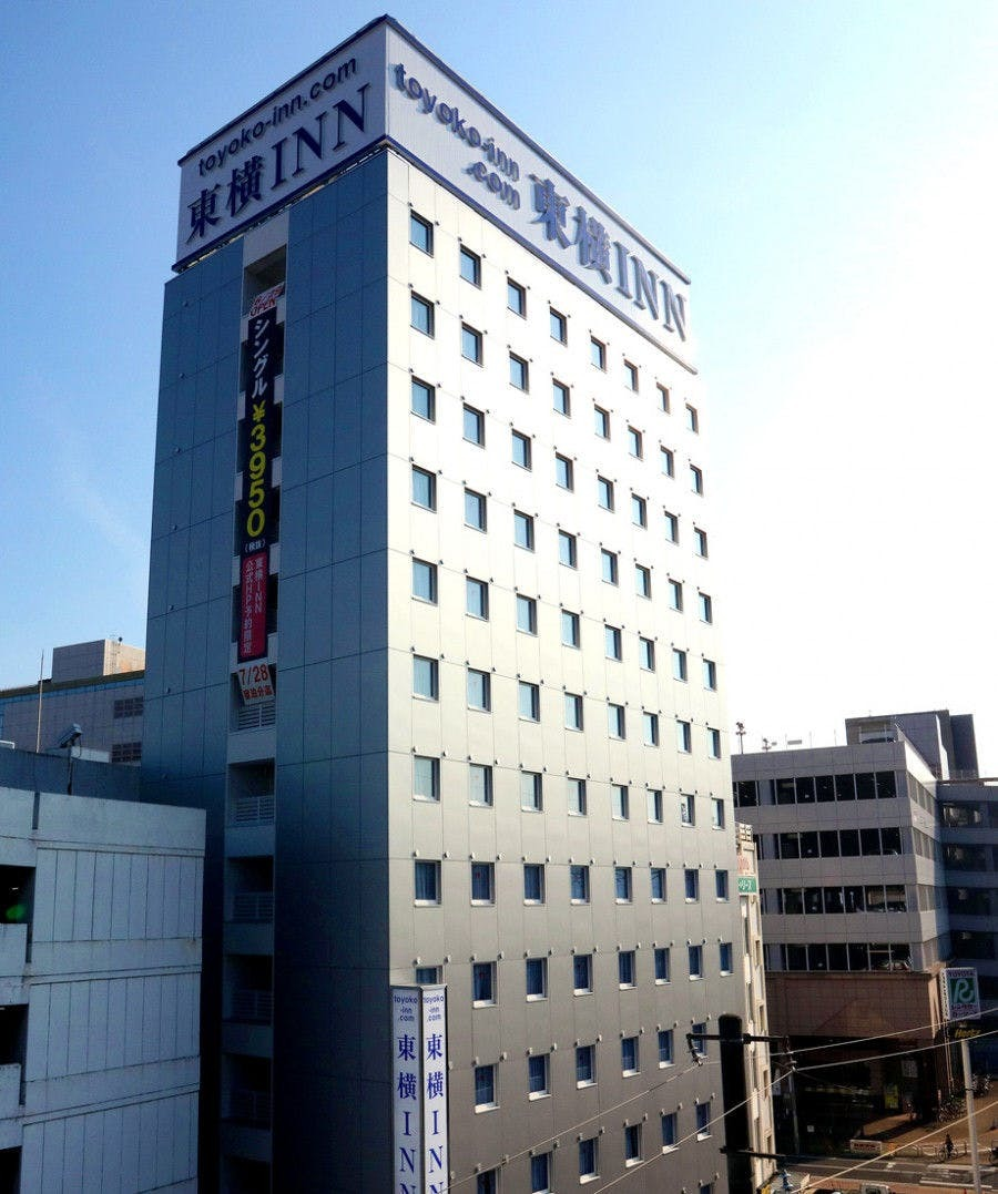 東横INN福山駅新幹線南口