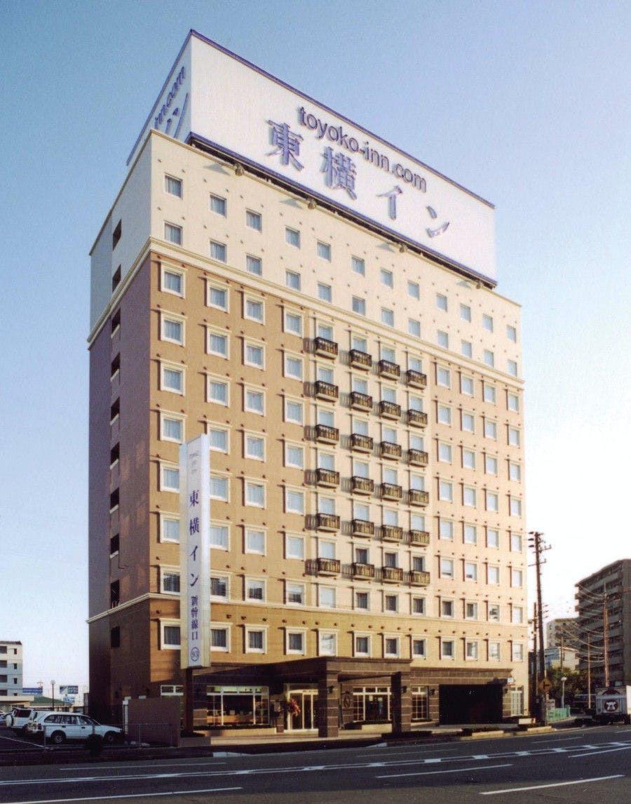 東横INN新山口駅新幹線口