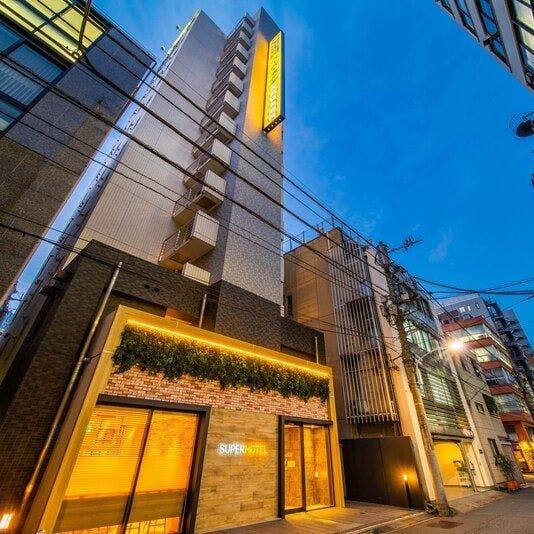スーパーホテル新橋・烏森口