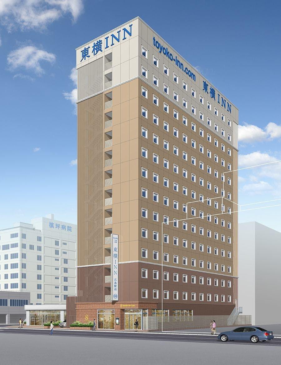 東横INN広島駅新幹線口2