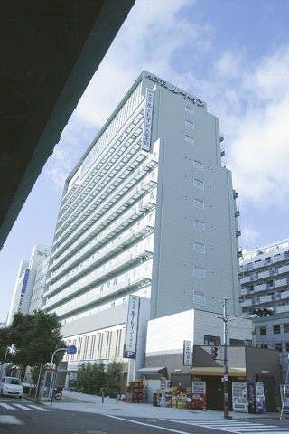 ホテルルートイン大阪本町