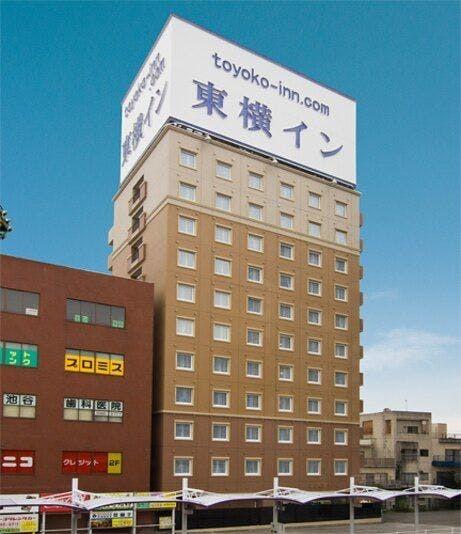 東横INN静岡藤枝駅北口