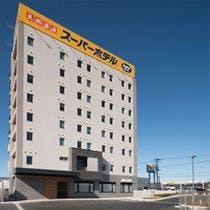 スーパーホテル福島・いわき